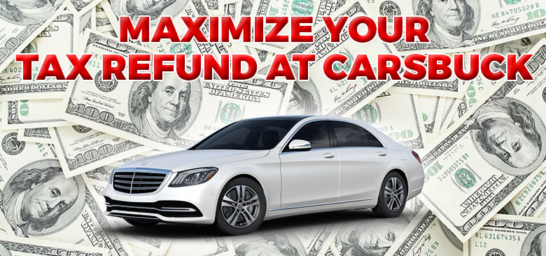 Maximise your tax refund at carsbuck